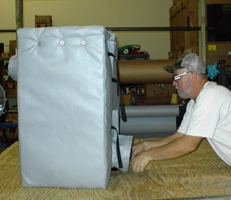 Custom Insulation Fabrication