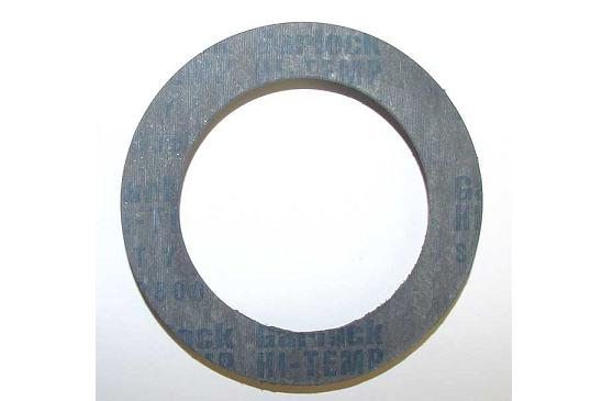Hi-Temp Compressed Graphite/Carbon Fiber Standard Fabricated Gaskets