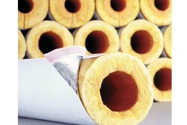 Fiberglass Pipe Covering