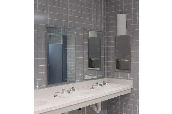 Atlantech distribution inc crane for How to install frp wall paneling in a bathroom