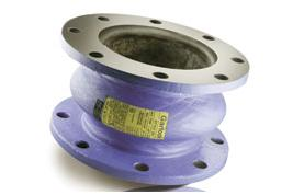 Garlock Style 204 and 204HP Expansion Joints and Retaining Rings