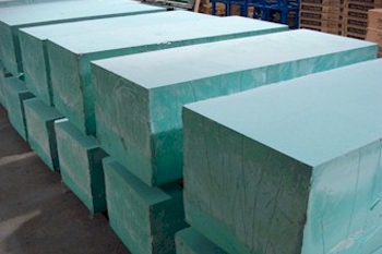 Trymer Green Phenolic Insulation by ITW